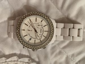 White Fossil Watch for Sale in Frisco, TX