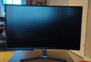 Spectre 24 inch Curved 144hz Monitor for Sale in Paterson, NJ