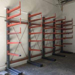 Cantilever Rack for Sale in Los Angeles, CA
