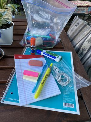 School Supplies - Everything for $20 for Sale in San Jose, CA