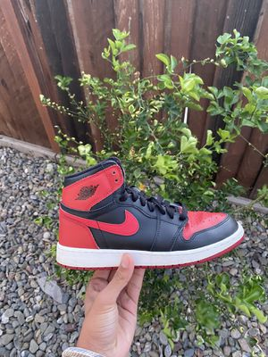 Jordan 1 Bred for Sale in Tracy, CA