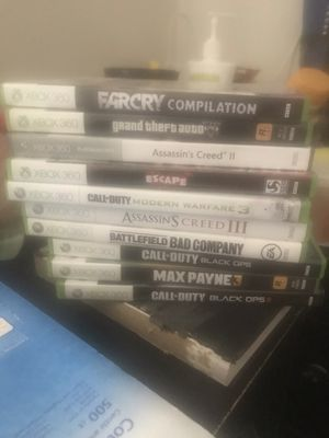 Xbox 360 games for Sale in Bartlett, IL
