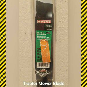 NEW CRAFTSMAN TRACTOR / MOWER BLADE for Sale in Ontario, CA