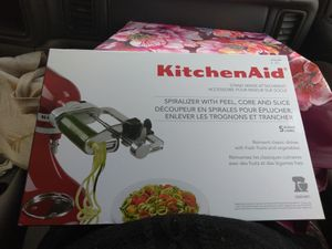 KitchenAid Spiralizer for Sale in Portland, OR