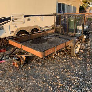 5x8 Trailer for Sale in Paso Robles, CA