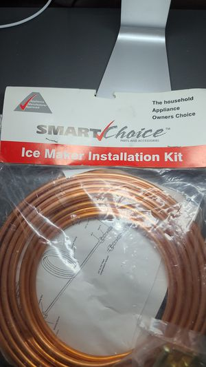 Smart Choice Ice Maker Installation Kit for Sale in Aurora, IL