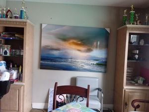Beautiful wall piece 5ft x 4ft for Sale in Fresno, CA