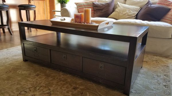 Matching Tv Console Coffee Table For Sale In Edmonds Wa