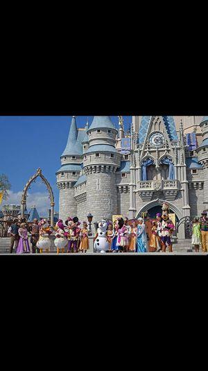 Disney world Orlando tickets for Sale in Lake Buena Vista, FL