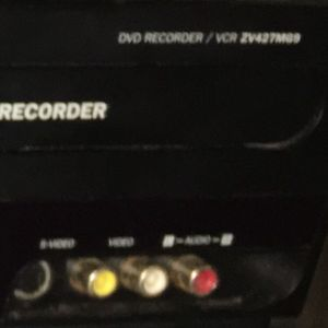 VCR DVD RECORDER! AND PLAYER for Sale in Fort Worth, TX