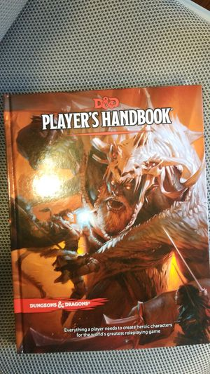 Dungeons & Dragons player's Handbook for Sale in Arlington, TX