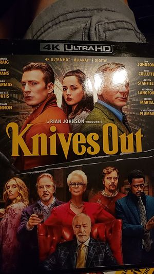 Knives out 4k for Sale in Whittier, CA