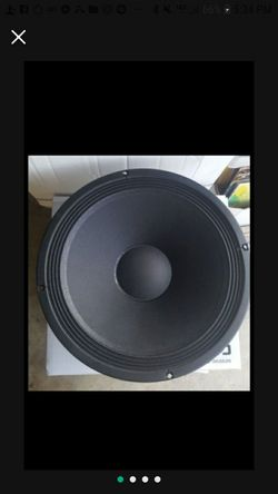 """CELESTION BASS GUITAR NEO 12"""" SPEAKERS for Sale in Whittier,  CA"""