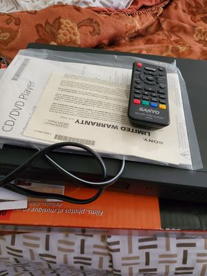 DVD PLAYER for Sale in Victorville, CA