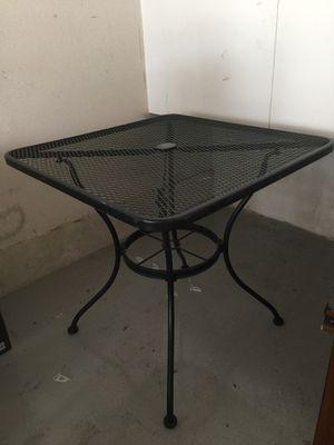 Garden table for Sale in Newport Beach, CA