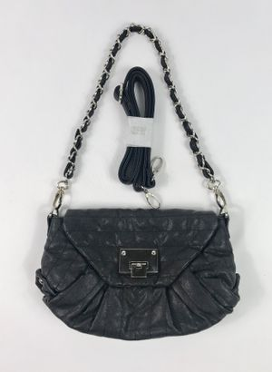 60c9da10322d Steve Madden Women Black Faux Leather Crossbody Bag Purse Shoulder Strap  Handbag for Sale in Anaheim