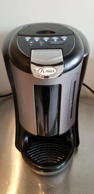 Flavia Creation200 Coffee Cappuccino HotChocolate Tea maker for Sale in Delray Beach, FL