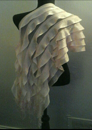 Ruffle Shawl for Sale in Toledo, OH