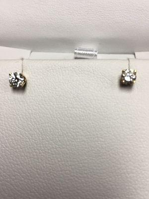 1/3 carat Diamond earrings for Sale in Austin, TX