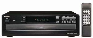 ONKYO DX-C340 6 Disc CD Changer for Sale in Fall River, MA