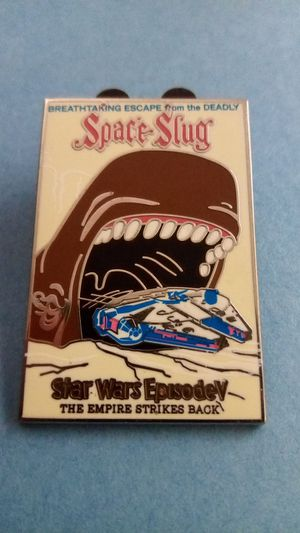 Star Wars Space Slug Pin for Sale in Los Angeles, CA