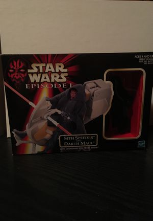 Star Wars Action Figure for Sale in Little Falls, MN