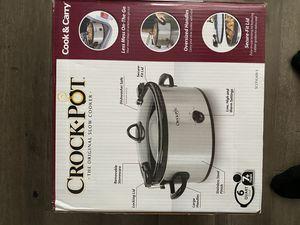Crock Pot for Sale in Fontana, CA