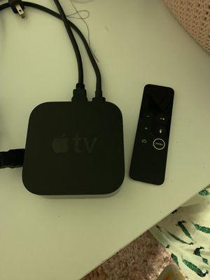 Apple TV 4 for Sale in Arlington, VA