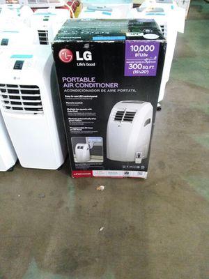 L_g 10,000 b_t_u portable air conditioner for Sale in Phoenix, AZ