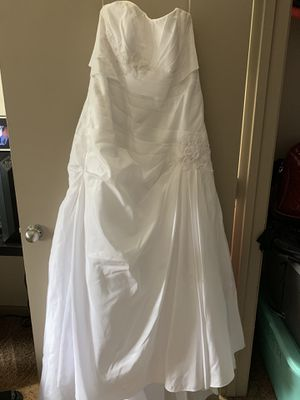 Size 16 wedding dress for Sale in La Porte, TX