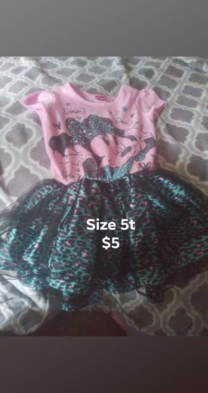 Cheap clothes look at all pics 12-18 month 4t and 5t for Sale in Elyria, OH