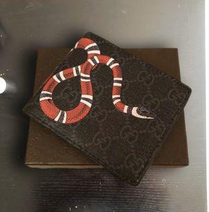 Black King snake supreme wallet for Sale in Los Angeles, CA