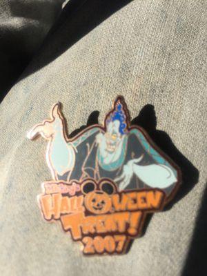 Disney Hades Hercules 2007 Halloween Pin for Sale in Lake Elsinore, CA