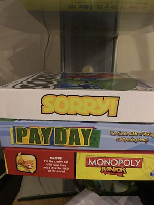 Board games for Sale in Odenton, MD
