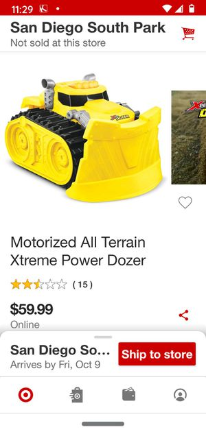 Extreme power dozer for Sale in San Diego, CA