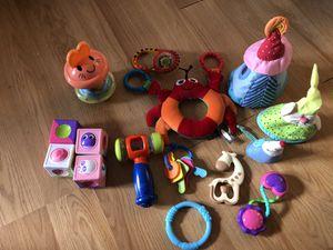 Lot of infant toys for Sale in Atlantic Highlands, NJ