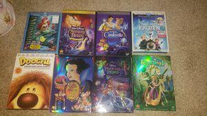 Lot of Disney DVDs for Sale in Parkland, FL