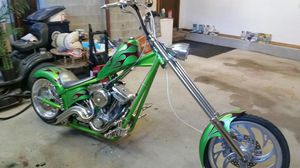 Custom Chopper Hurry summer is coming for Sale in Marlborough, MA