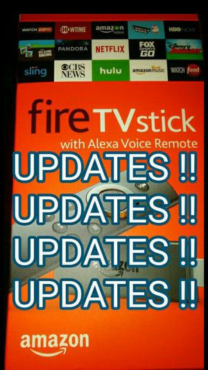 Update l Install l Fix l Reprogram Fire TV Sticks Android TV Boxes Nvidia PS4 Xbox Roku iPhone Tablet Phone Sony for Sale in Las Vegas, NV