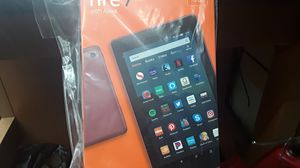 Amazon Fire 7 tablet with alexa for Sale in Houston, TX