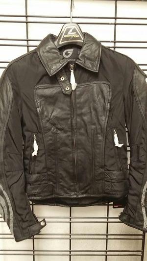 Hein Gericke Women's Leather Motorcycle Jacket Size 4 ,6 ,8 ,14 for Sale in Long Beach, CA