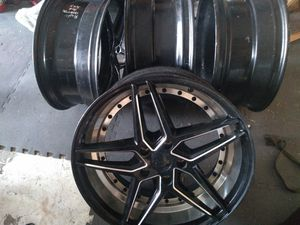 """18"""" Rosso Reactive Wheels for Sale in Winter Springs, FL"""