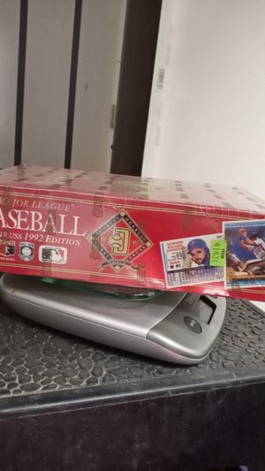 Donruss 1992 baseball cards - unopened for Sale in Fall City, WA