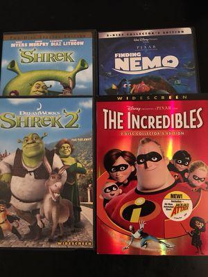 Set of Disney DVDs for Sale in Washington, DC