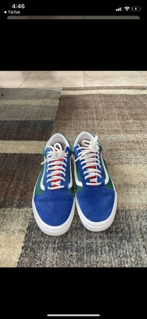 Yacht Club Colorful Vans Limited for Sale in Pembroke Pines, FL