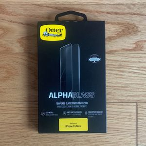 Otter Box iPhone XS Max Screen Protector for Sale in Wappingers Falls, NY