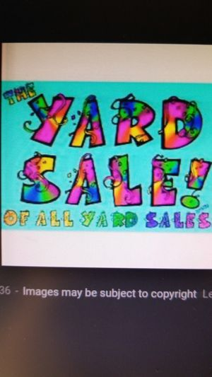 Yard sale AUG 18, 8AM 8600 CRATER TER LAKE PARK $5 BAGS AND BEST OFFER, MOWER + TOOLS, CLOTHING HOUSEWARES BOOKS JEWELRY COSTCO SHED for Sale in Lake Park, FL