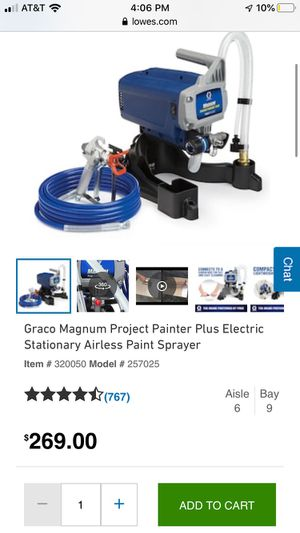 Brand new paint sprayer 135 for Sale in Buffalo, NY
