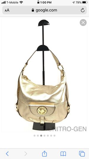 Michael Kors Fulton Shoulder Bag for Sale in Chandler, AZ