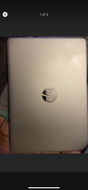 Hp laptop for Sale in Statesville, NC